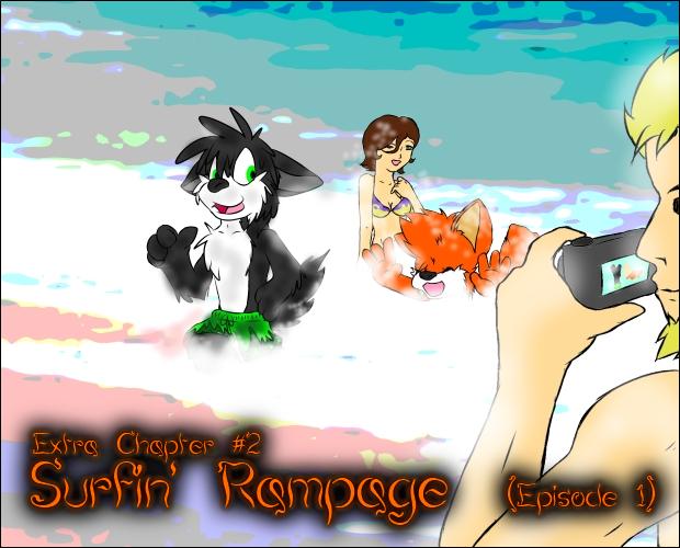 Surfin' Rampage #1