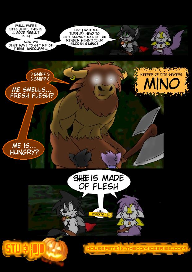 Mino the Taur